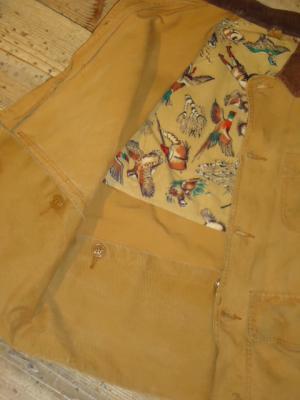 Vintage Hunting Jacket_d0176398_19261510.jpg