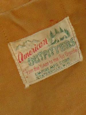 Vintage Hunting Jacket_d0176398_19262913.jpg