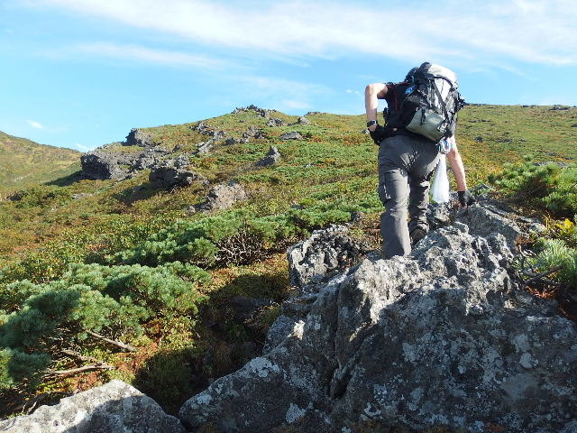 初秋の岩手山登山_f0105112_6113449.jpg