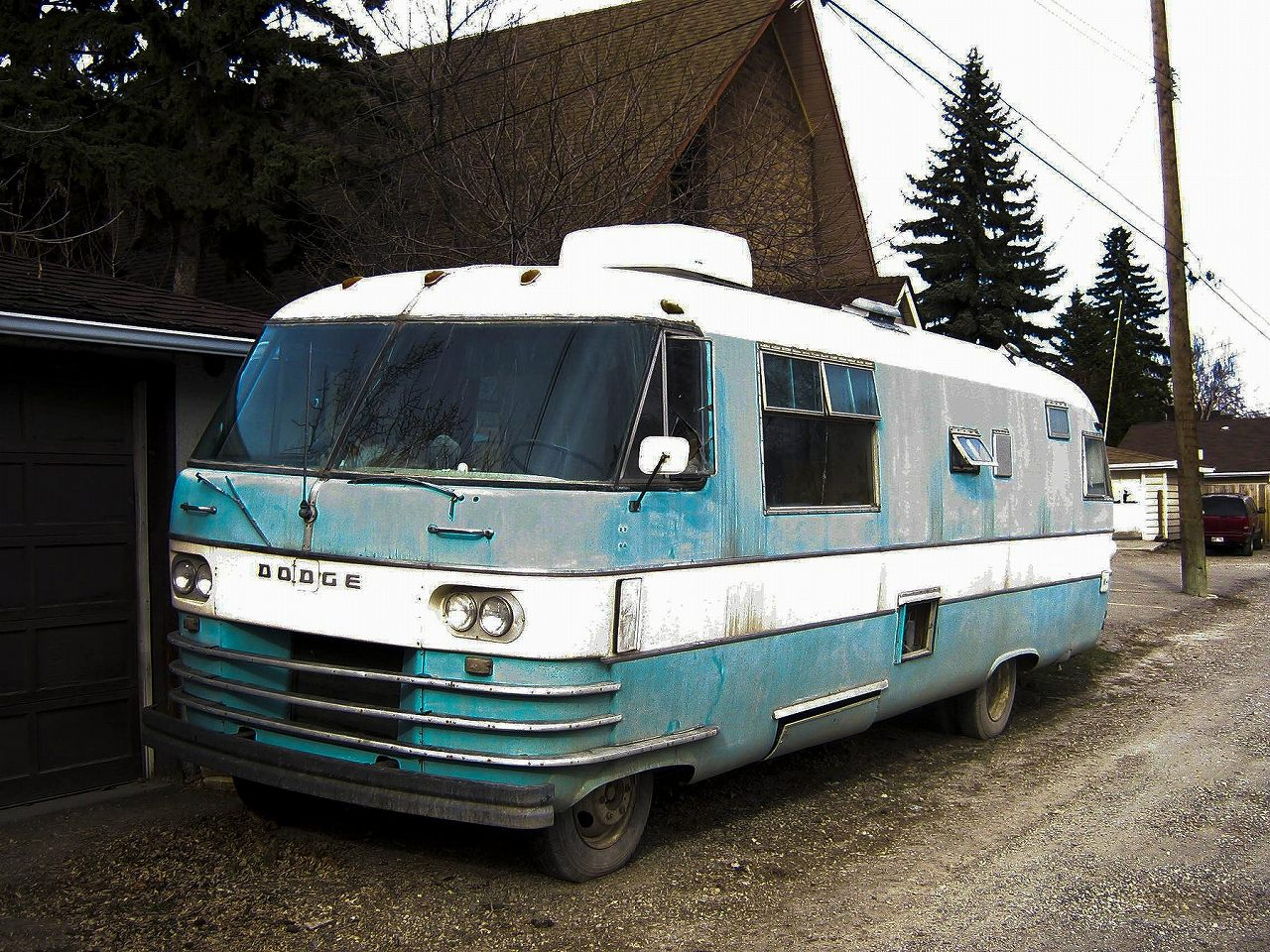 dodge swinger 26 rv 1984