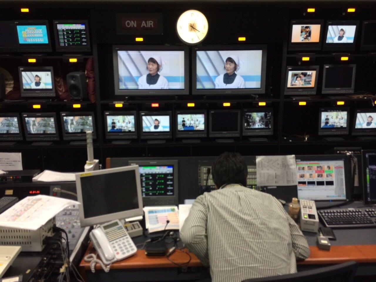 栗きんとん絞り体験テレビ収録―岐阜テレビ_d0063218_1051259.jpg