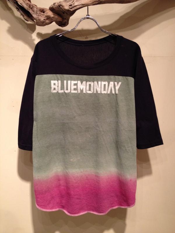 "Gradation dye cutsaw \""BLUEMONDAY\""_f0126931_16454547.jpg"