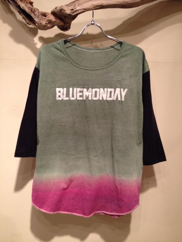 "Gradation dye cutsaw \""BLUEMONDAY\""_f0126931_16454642.jpg"