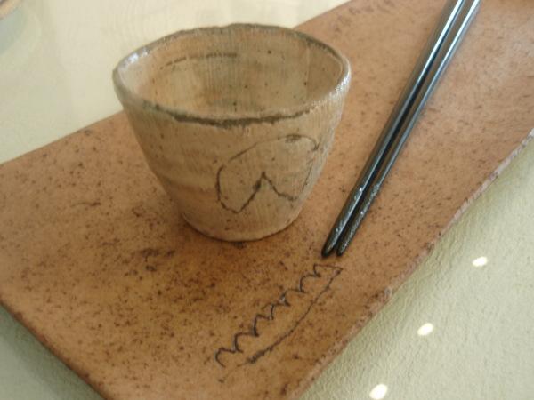 額賀章夫さんのうつわと矢尾板さんのうつわを_b0132442_16175010.jpg