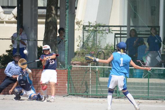 東京私学大会 各第一試合②_b0249247_22434842.jpg