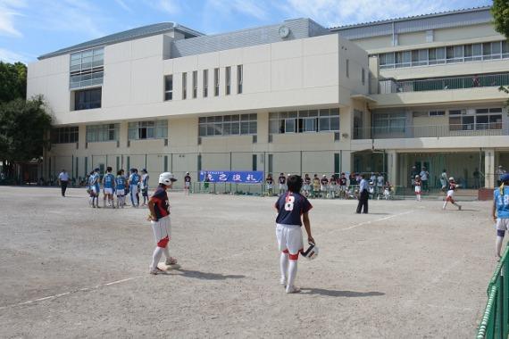 東京私学大会 各第一試合②_b0249247_2245928.jpg