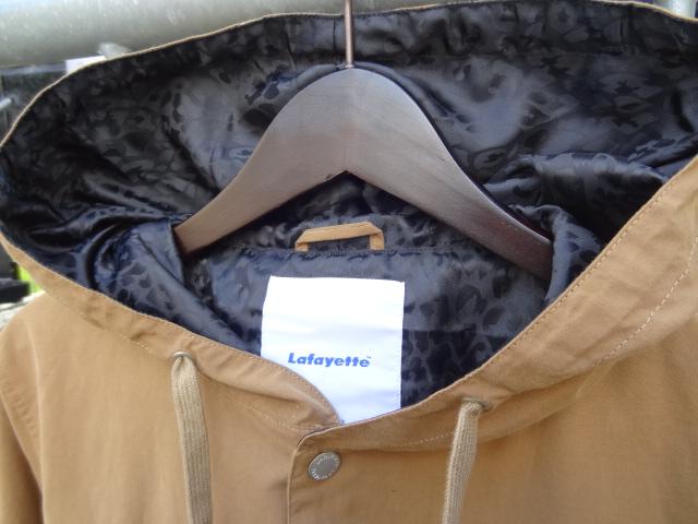 Lafayette HOODED LEOPARD COACH JACKET!!! _a0221253_13392831.jpg