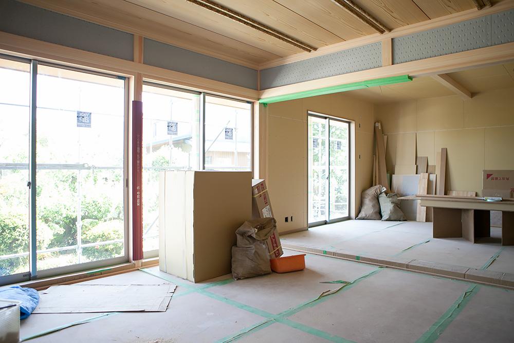 風格ある木造平屋オール電化の邸宅 -第6回-_a0163962_96887.jpg