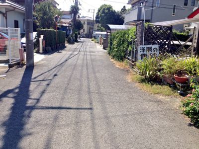 国府津から小田原までの東海道をホントに歩いてきました!_f0230467_231265.jpg
