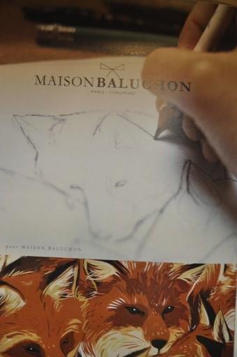 秋の小物 で お出掛け  ・ ・ ・   =MAISON BALUCHON=_b0110586_217593.jpg