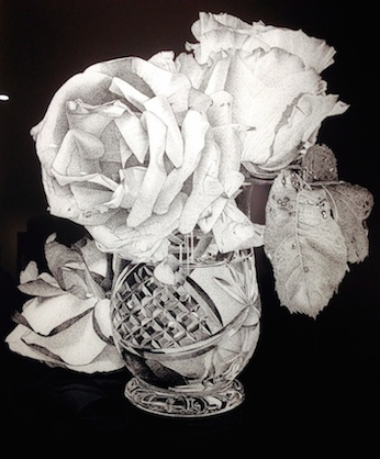 エスカーダが現代アーティストとコラボしてコレクションを!_c0050387_1563589.jpg