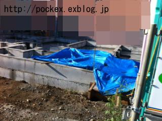 基礎ができてきた(着工40日目)_f0319815_05201713.jpg