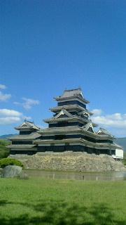 ただいま、松本城_c0289116_23214983.jpg