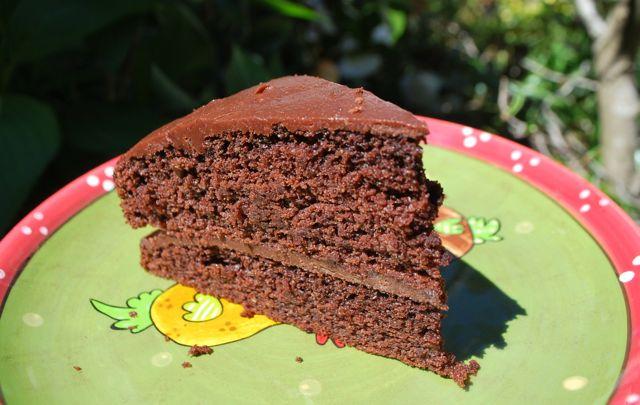 ダブルチョコケーキ_f0155522_1773012.jpg
