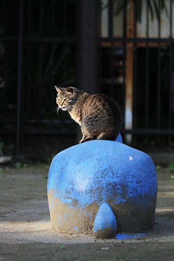 [猫的]アートオブジェ_e0090124_21451079.jpg