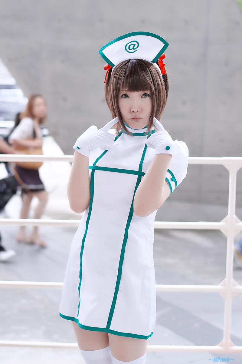 みゅみゅ さん[Myumyu] 2014/09/21 TOKYO GAME SHOW 2014 一般公開2日目_f0130741_3163440.jpg