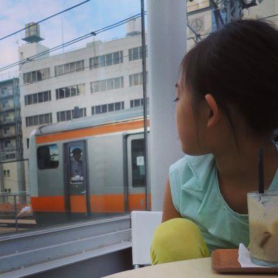 万世橋駅のホームだったとこが、今はカフェ N3331_c0060143_22531359.jpg