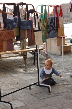 「別の未来」市、開催中@ヴェネツィア_a0091348_552503.jpg