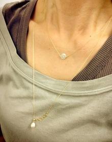 スライスダイヤのネックレス。_c0243355_23293097.jpg
