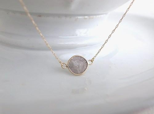 スライスダイヤのネックレス。_c0243355_2381889.jpg