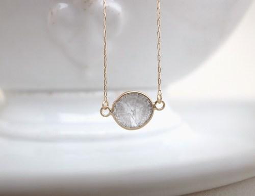 スライスダイヤのネックレス。_c0243355_2392521.jpg