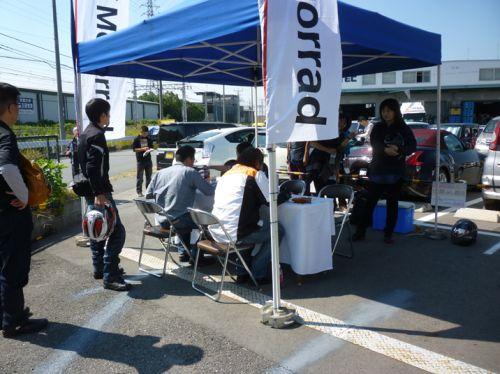伏見デルタ祭/BMW試乗会_e0254365_1151853.jpg