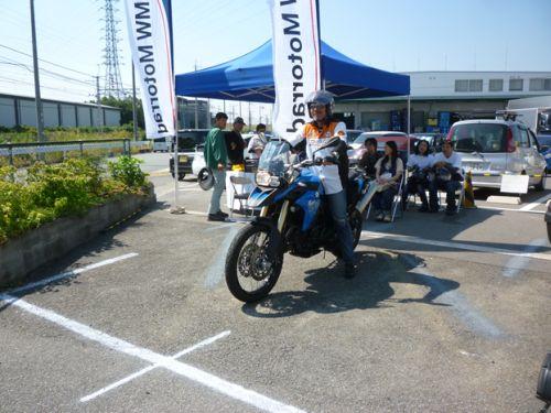 伏見デルタ祭/BMW試乗会_e0254365_1154924.jpg
