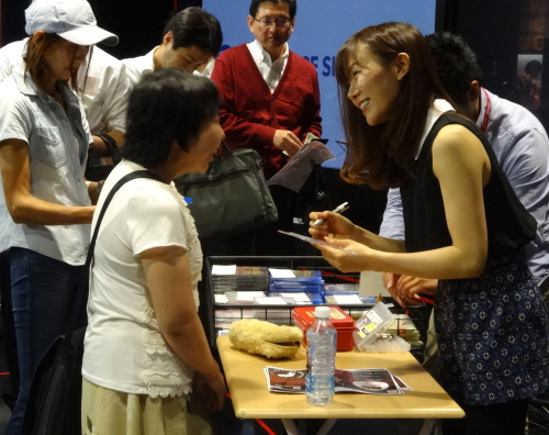 LOVEフェス@東京スカイツリー、 nakashima presents 北海道 & 沖縄 そして東京の奇跡ありがとう!_e0261371_10553759.jpg