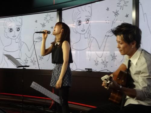 LOVEフェス@東京スカイツリー、 nakashima presents 北海道 & 沖縄 そして東京の奇跡ありがとう!_e0261371_12332982.jpg
