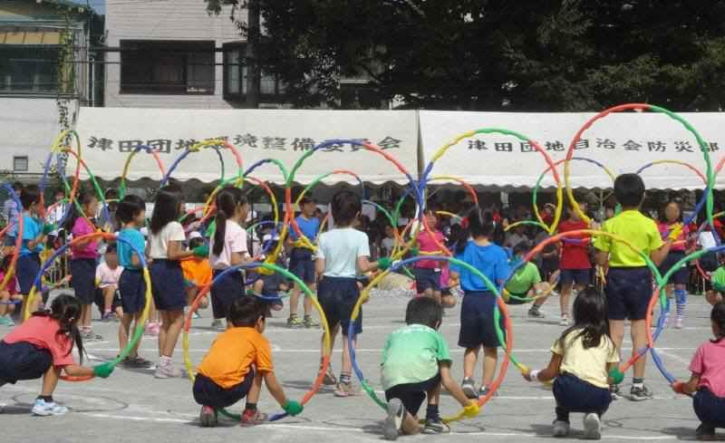 第59回小平第四小学校運動会_f0059673_19155425.jpg