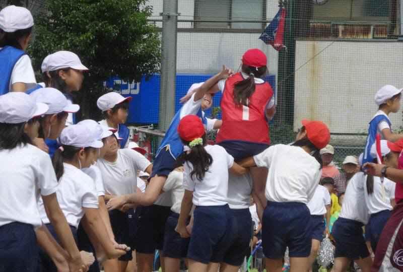 第59回小平第四小学校運動会_f0059673_19161044.jpg