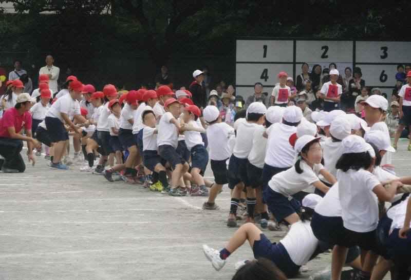 第59回小平第四小学校運動会_f0059673_19162958.jpg