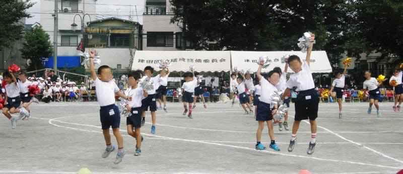 第59回小平第四小学校運動会_f0059673_19221715.jpg