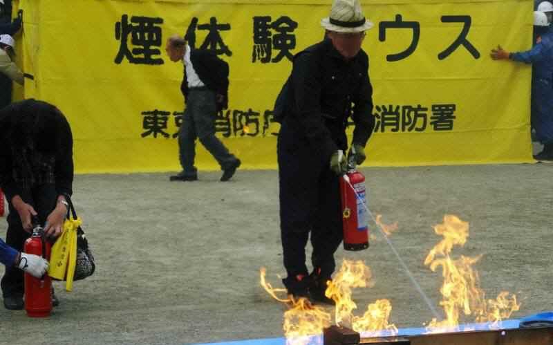 小平市総合防災訓練_f0059673_19372151.jpg