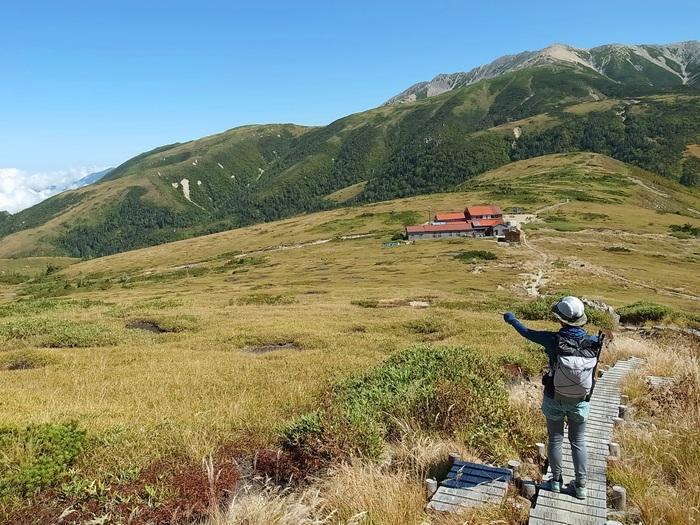 2014.9.20-22 野口五郎岳ー黒部五郎岳 GORO to GORO の旅 day3_b0219778_21295329.jpg