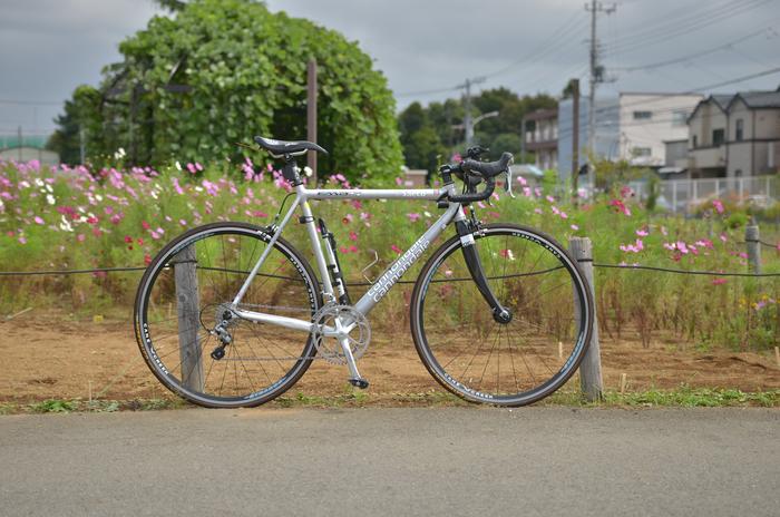 自転車の 自転車 フレーム 塗装 業者 : 久しぶりにチャリを組みました ...