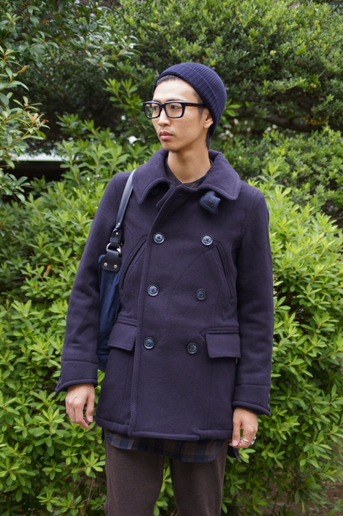nonnative - Navy & Brown!!_c0079892_20142644.jpg