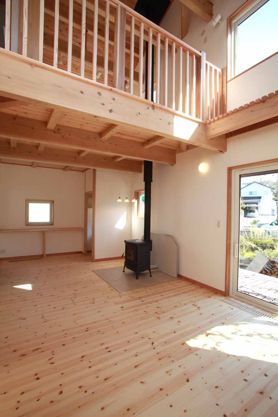 S様邸「新藤田の家」完成内覧会、 開催中です。_f0150893_2339490.jpg