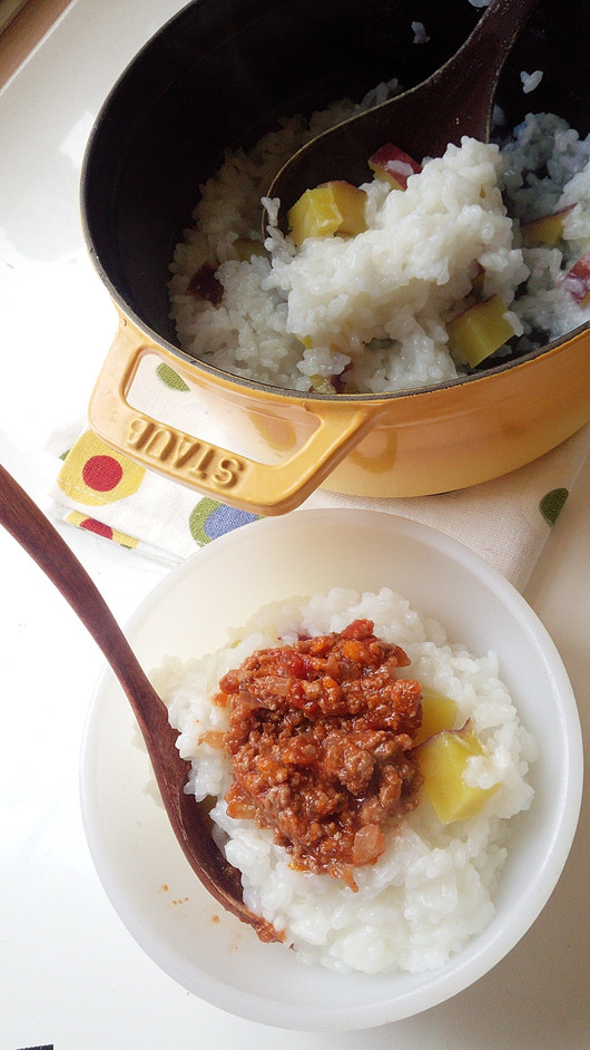 食べ盛りの常備菜と息子の具合が悪い時のごはん_b0171098_145277.jpg