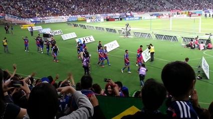 2014JリーグDivision1第26節 FC東京 - 柏レイソル_b0042308_6423083.jpg
