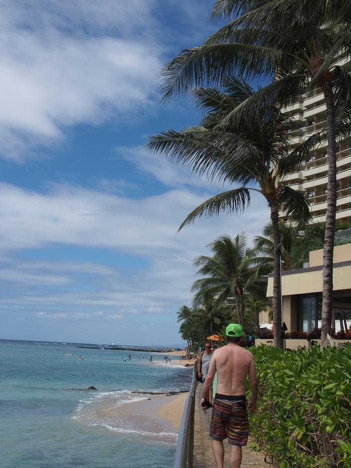 2014 9月 ハワイ (5)  ラナイでMauii Tacos のブリトーをがぶり_f0062122_10105423.jpg