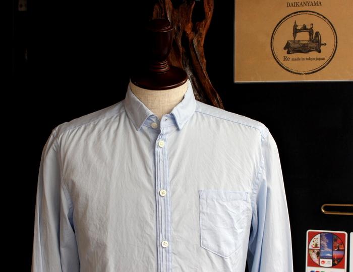 ◆Dress Broad Round Hem Shirt_e0142928_7442719.jpg