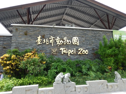2014年8月香港&台北旅行⑭ 台北市動物園でパンダの圓仔に会う_e0052736_16034175.jpg