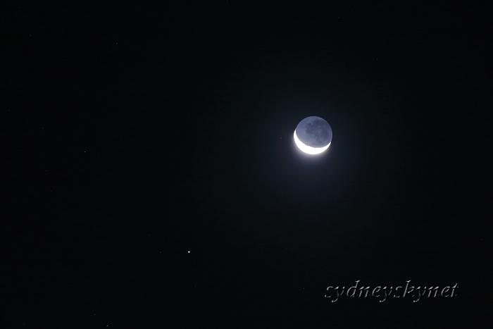 月、火星、土星 そしてアンタレス_f0084337_20545855.jpg
