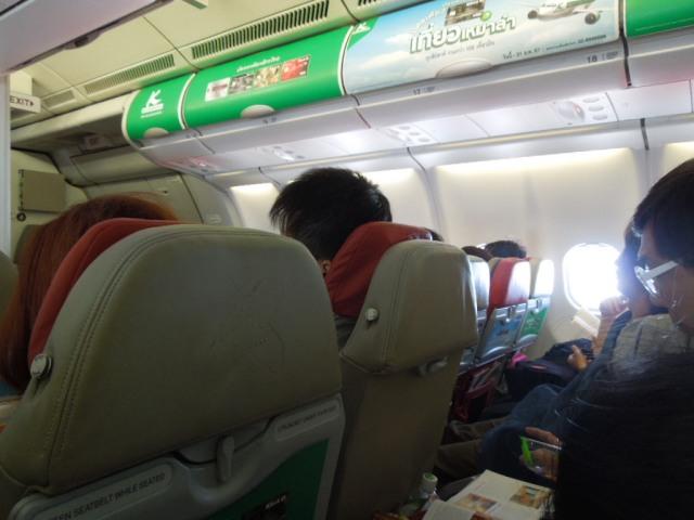 エアアジアおそるべし -搭乗編-_f0189467_23102151.jpg