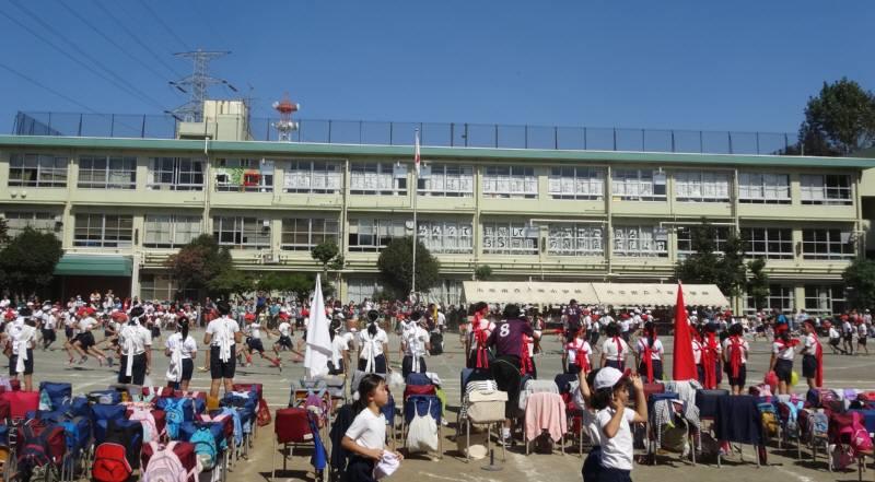 第35回小平市立上宿小学校運動会_f0059673_16535122.jpg