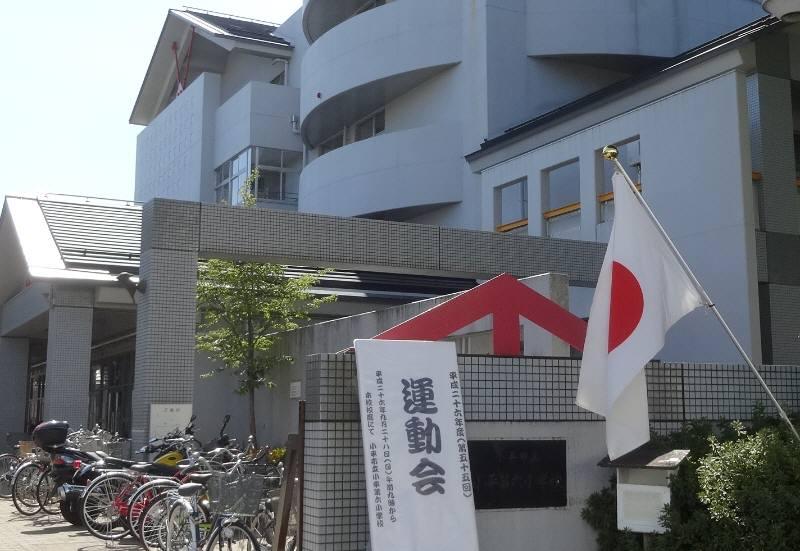 第55回小平第六小学校運動会_f0059673_16571283.jpg