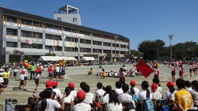 第55回小平第六小学校運動会_f0059673_1657479.jpg