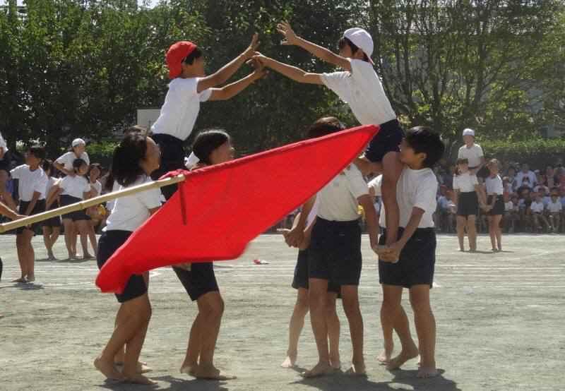 第55回小平第六小学校運動会_f0059673_16582624.jpg