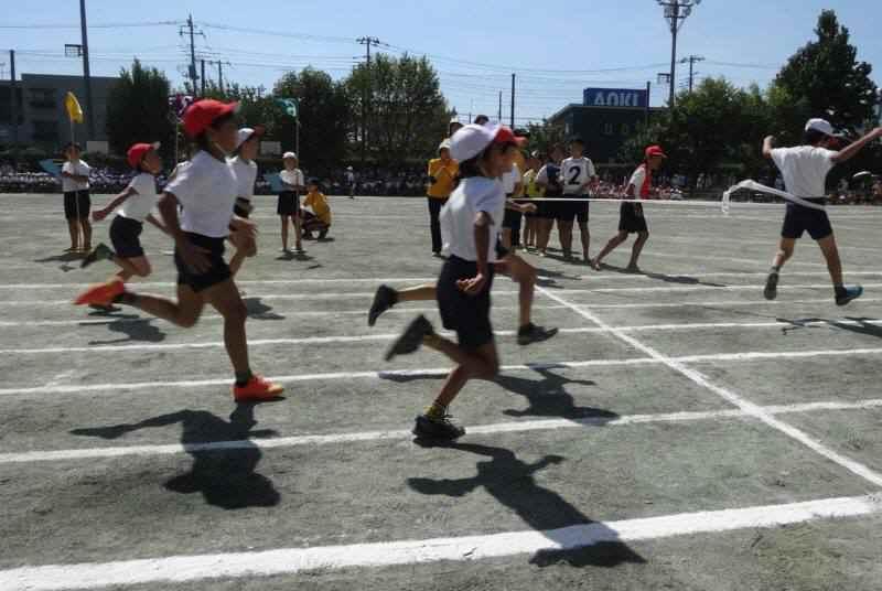 第55回小平第六小学校運動会_f0059673_16583791.jpg